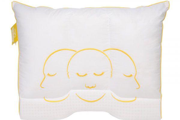 Silvana Support Kussen : Engel slaapcomfort silvana support stevig kussen cristal